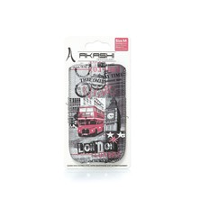 Etui pour Samsung Galaxy S3/S4 mini, Iphone 4/4S - imprimé