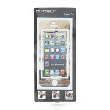 Sticker pour Iphone 5 - beige