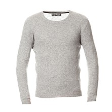 Pull - gris clair