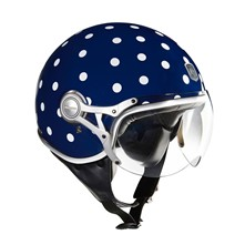 Freeway - Casque jet - bleu marine