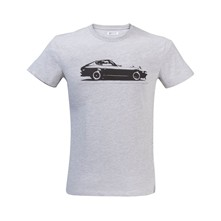Shelby car - T-shirt - gris