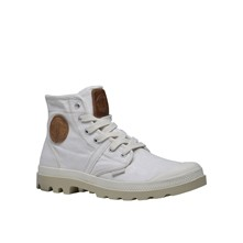 PALLABROUSSE - Boots - blanc