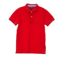 Tommy Fashion Polo - Polo - rouge