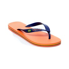 CLASSICA BRASIL II - Tongs - orange