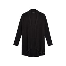 Sawyer - Cardigan - noir