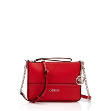 Delaney - Pochette - rouge