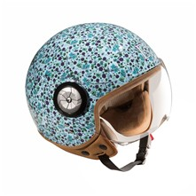 Liberty smart - Casque moto - bleu