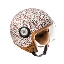 Liberty smart - Casque moto - rose