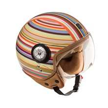 Jet rainbow - Casque moto - multicolore