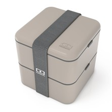MB Square - Lunch Box - gris