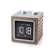 Dolmen clock radio - High Tech - naturel