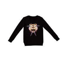 Raph Tiger - Sweat-shirt - noir