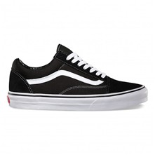 OLD SKOOL - BASKETS - BLANC Vans