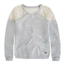 KILEY TEEN - Sweat-shirt - gris chine