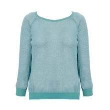 Pull - turquoise