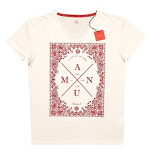 Arabesque - T-shirt - blanc
