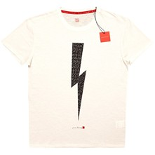 Flash - T-shirt - blanc