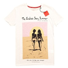 Endless sexy summer - T-shirt - blanc