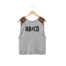 ABCD - Sweat-shirt - gris chine