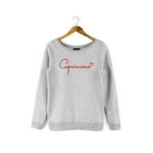 Capricciosa - Sweat-shirt - gris chine