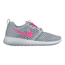 Roshe One Flight Weight (GS) - Baskets - rose