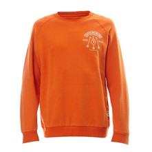 Direk - Sweat à capuche - orange