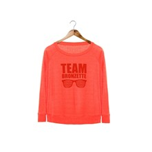 Sweat-shirt - corail