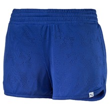 Mesh it up - Short - bleu classique