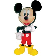 Mickey gonflable - Poupée et mini-univers - multicolore