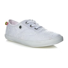 Soho Embroidery - Sneakers - blanc