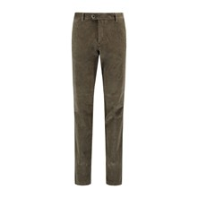 Carter Strect Giovanni - Pantalon coupe cigarette - kaki