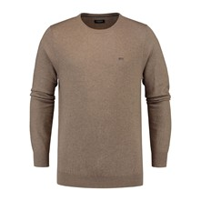 Loup - Pull - taupe