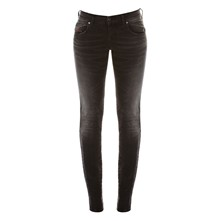 Grupee - Jean slim - denim noir