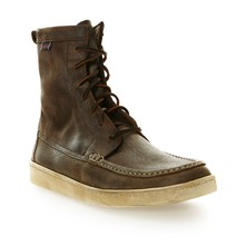 Challenger obsession - Boots en cuir - marron