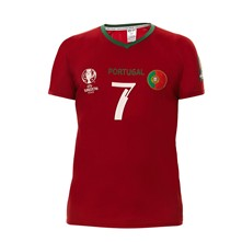 Maillot Portugal - rouge