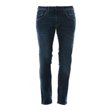 Zinc - Jean slim - denim bleu
