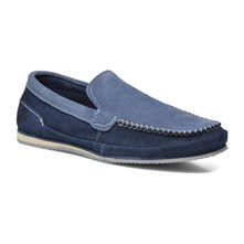Hayes Valley Loafer - Mocassins en cuir - bleu marine