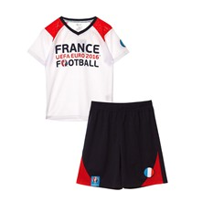 Ensemble T-shirt et short UEFA - blanc