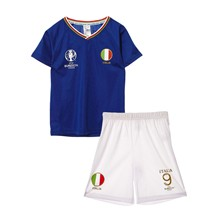 Ensemble T-shirt et short Italie - blanc
