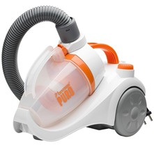 Aspirateur turbine - orange