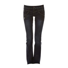 Amelie - Jean slim - denim bleu