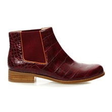 Alexia - Bottines - bordeaux