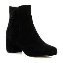 Abby - Bottines - noir