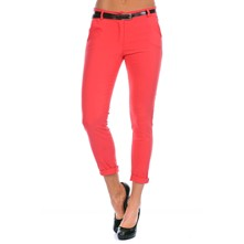 Kate - Pantalon - corail