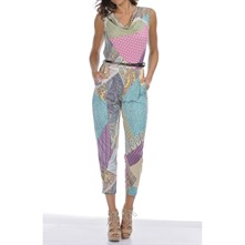 Molly - Combi-pantalon - emeraude