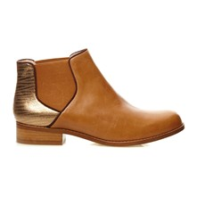 Albert - Bottines - camel