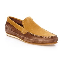 Hayes Valley Loafer - Mocassins en cuir - camel
