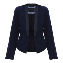 Blazer - denim bleu