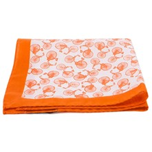 Velocipede - Pochette pour costume - orange