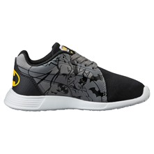 PS ST TRAINER BATMAN - Baskets - noir
